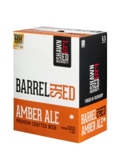Shawn & Ed Brewing Co. BarrelShed No. 1