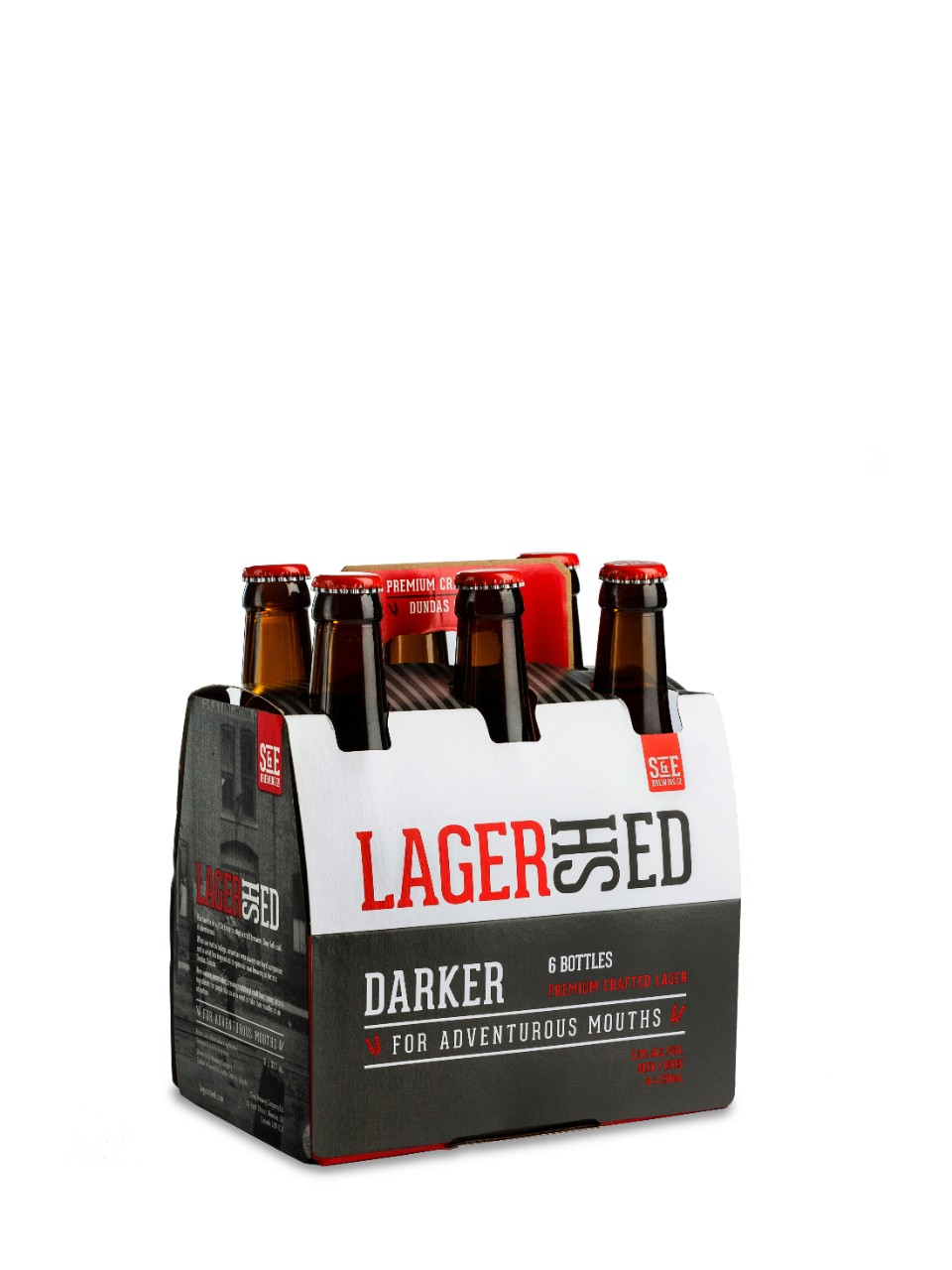 Image for Shawn & Ed Brewing Co. LagerShed Darker from LCBO