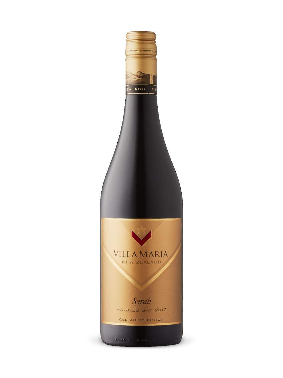 Image for Villa Maria Cellar Selection Syrah 2017 from LCBO