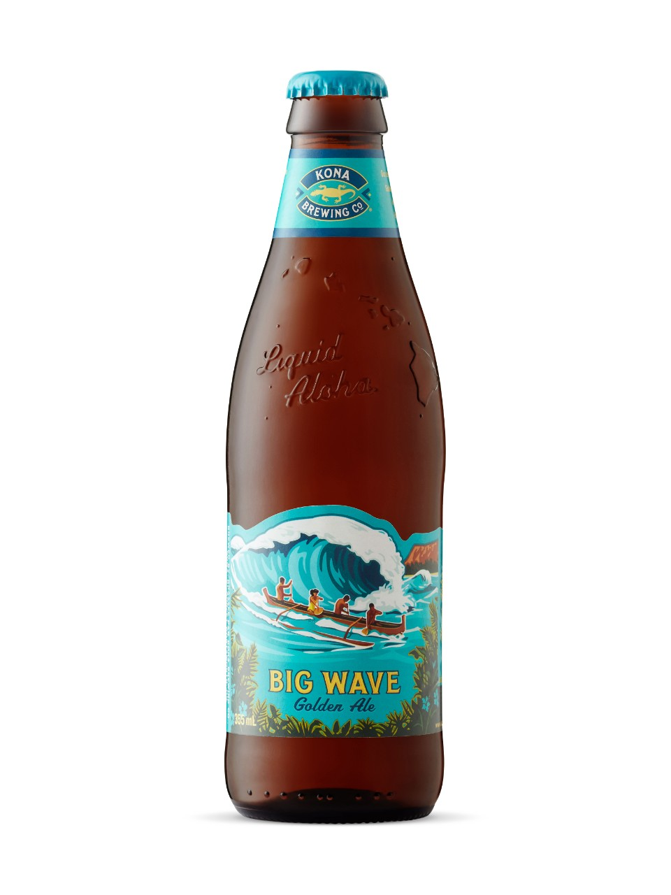 Image for KONA BIG WAVE GOLDEN ALE from LCBO