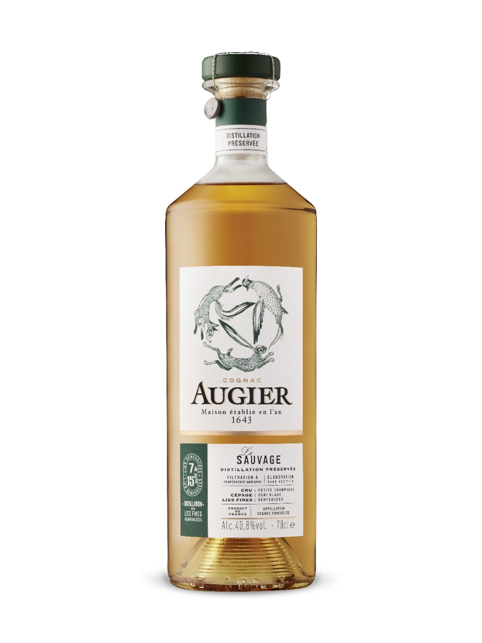 Image for Augier Le Sauvage Cognac from LCBO