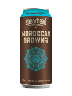 Spearhead Moroccan Brown Ale