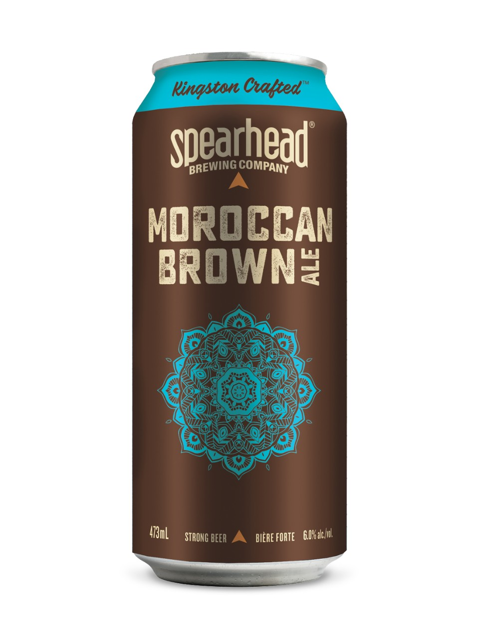 Image for Spearhead Moroccan Brown Ale from LCBO