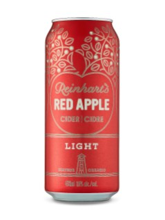 Cidre léger Reinhart's Red Apple