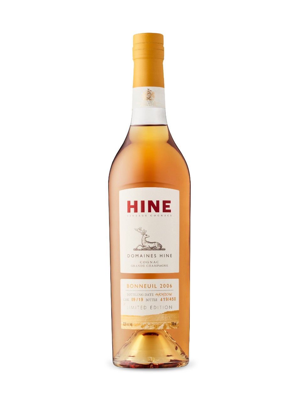Image for Domaines Hine Bonneuil 2006 Grande Cognac from LCBO