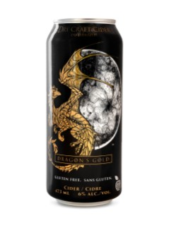 Dragon's Gold Cider