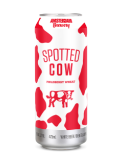 Amsterdam Spotted Cow Fieldberry Wheat
