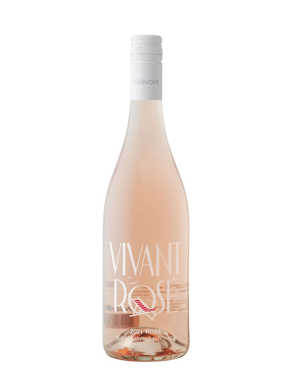 Image for Malivoire Vivant Rosé 2018 from LCBO