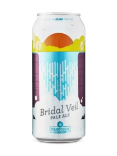 Manitoulin Brewing Bridal Veil Pale Ale