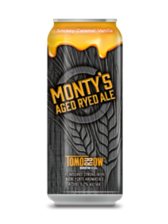 Old Tomorrow Monty's Aged Ryed Ale