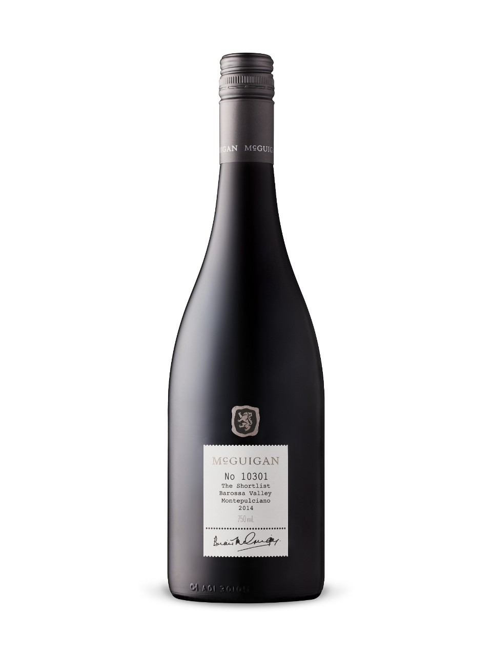 Montepulciano The Shortlist Mcguigan 2014