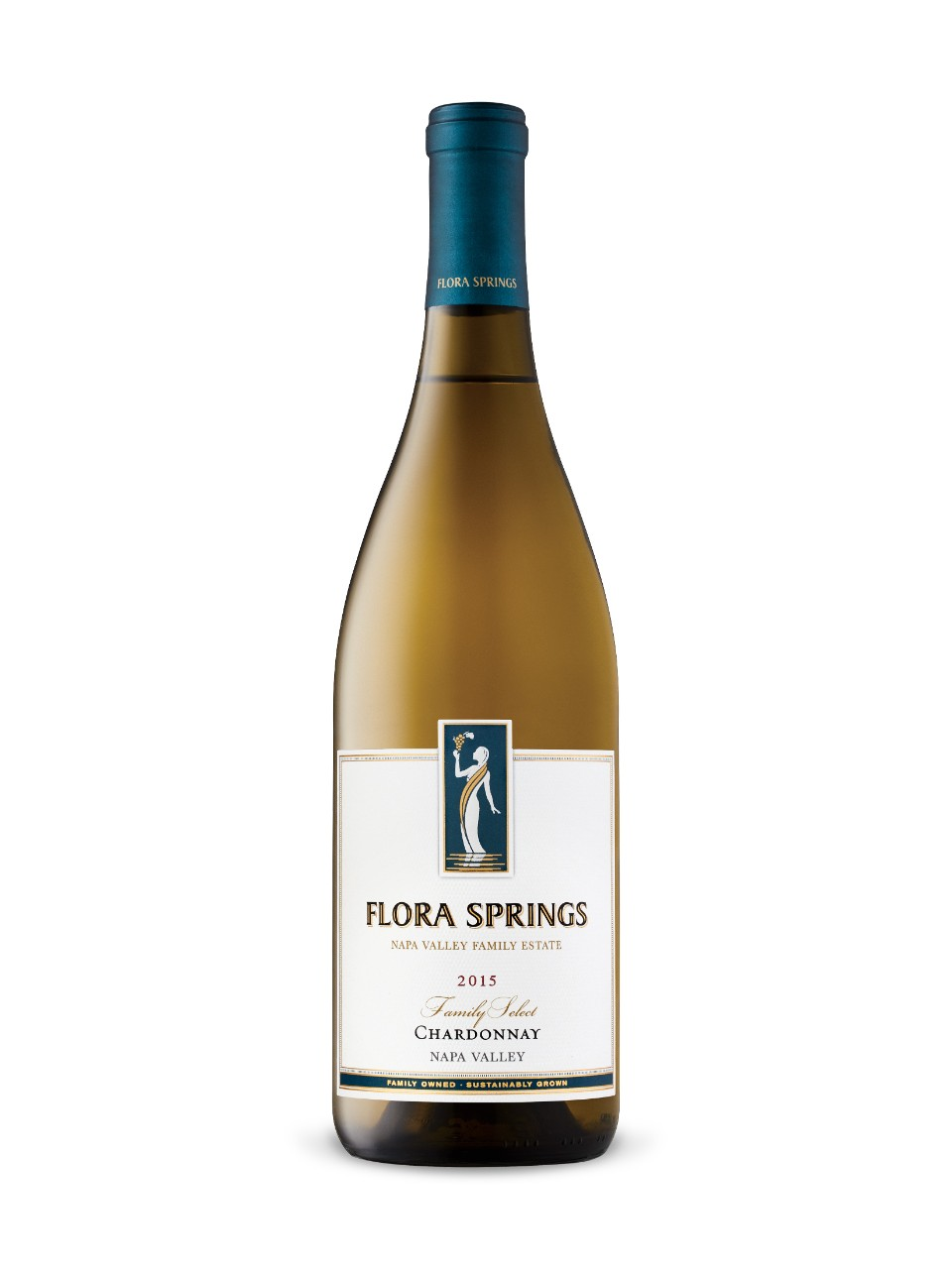 Flora Springs Family Select Chardonnay 2015