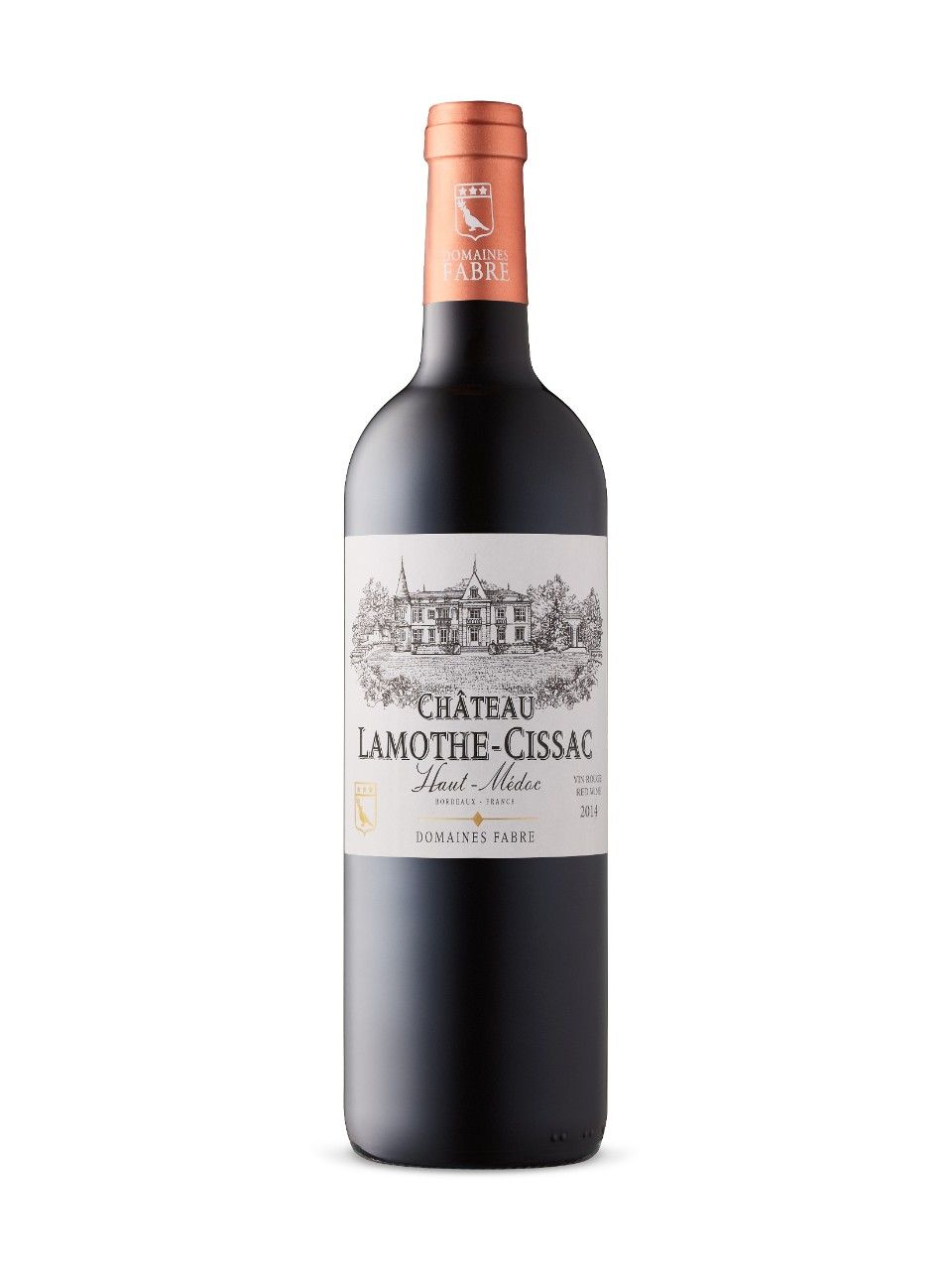 Image for Château Lamothe-Cissac 2014 from LCBO