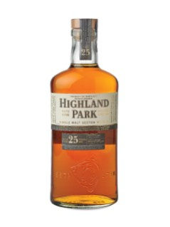Highland Park 25-Year-Old Orkney Islands Single Malt Scotch Whisky