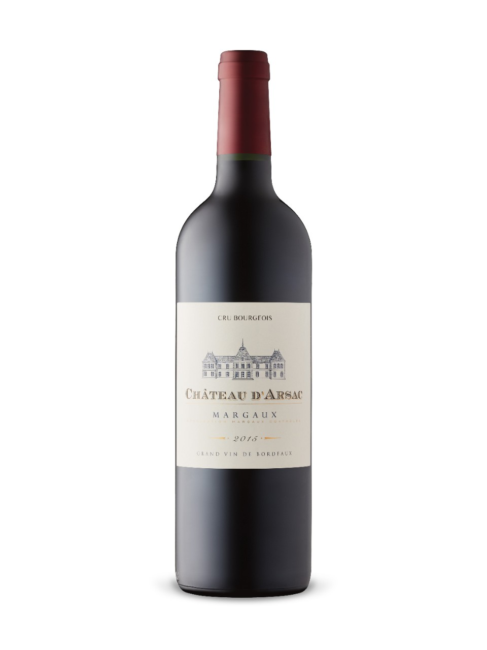 Image for Château d'Arsac 2015 from LCBO