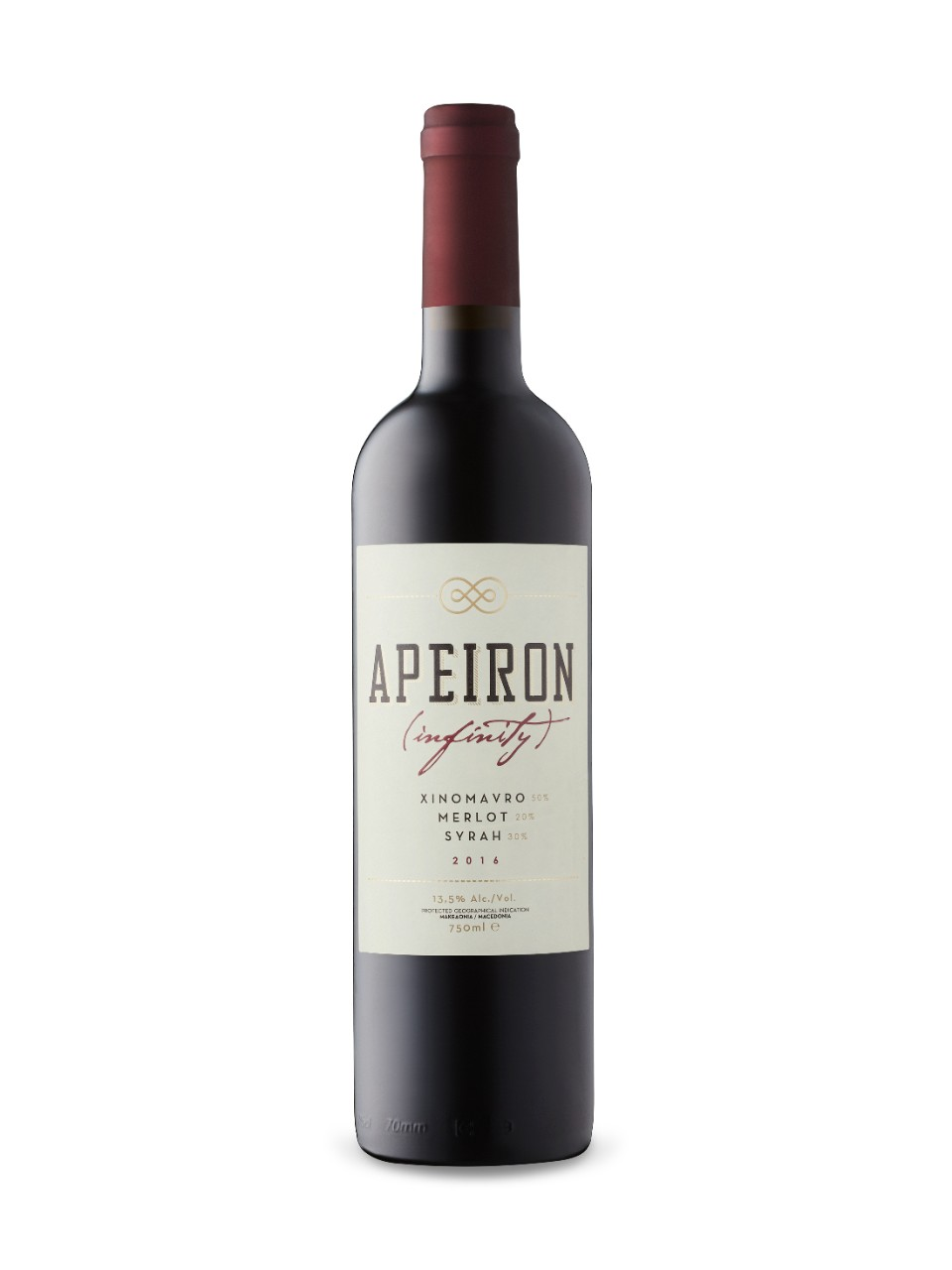 Image for Apeiron Infinity Red Wine 2016 from LCBO