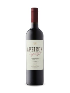 Apeiron Infinity Red Wine 2016
