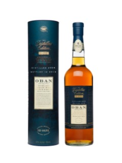 Whisky écossais Oban Distillers Edition