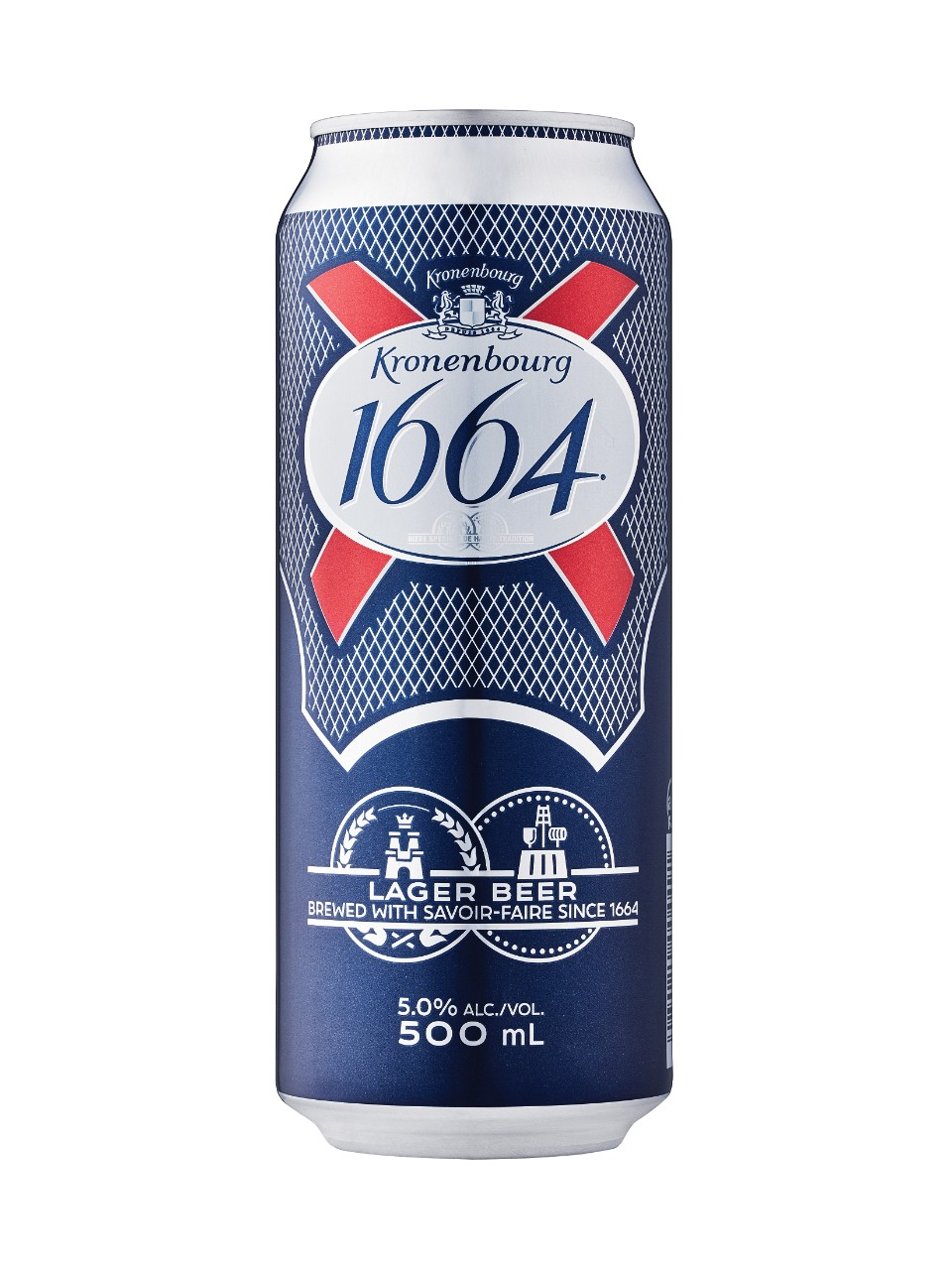 Image for Kronenbourg 1664 from LCBO