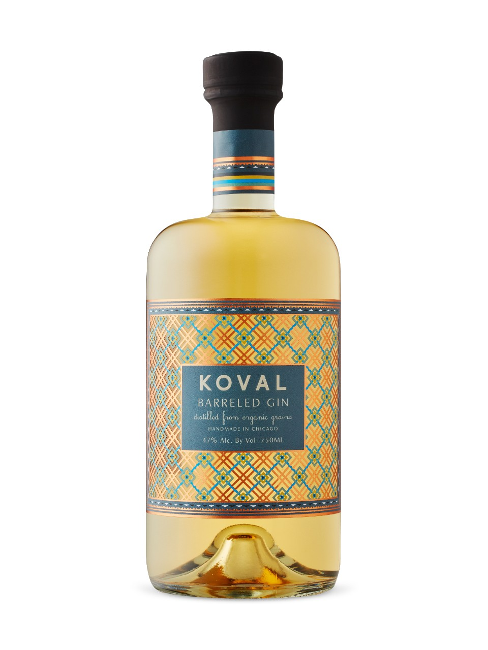 Koval Gin Barreled Organic Kosher