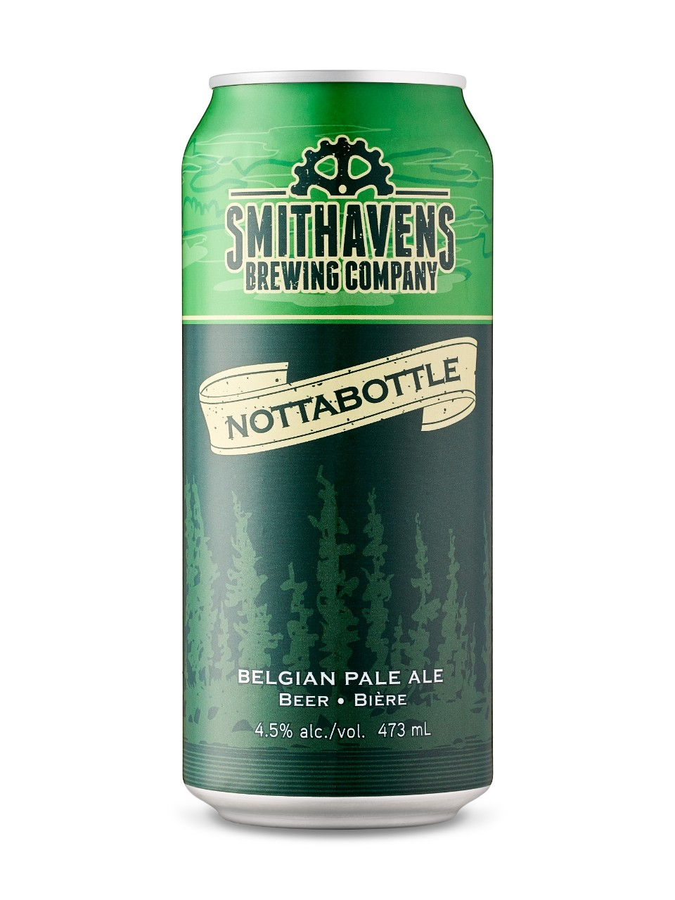 Image for Smithavens Nottabottle Belgian Pale Ale from LCBO