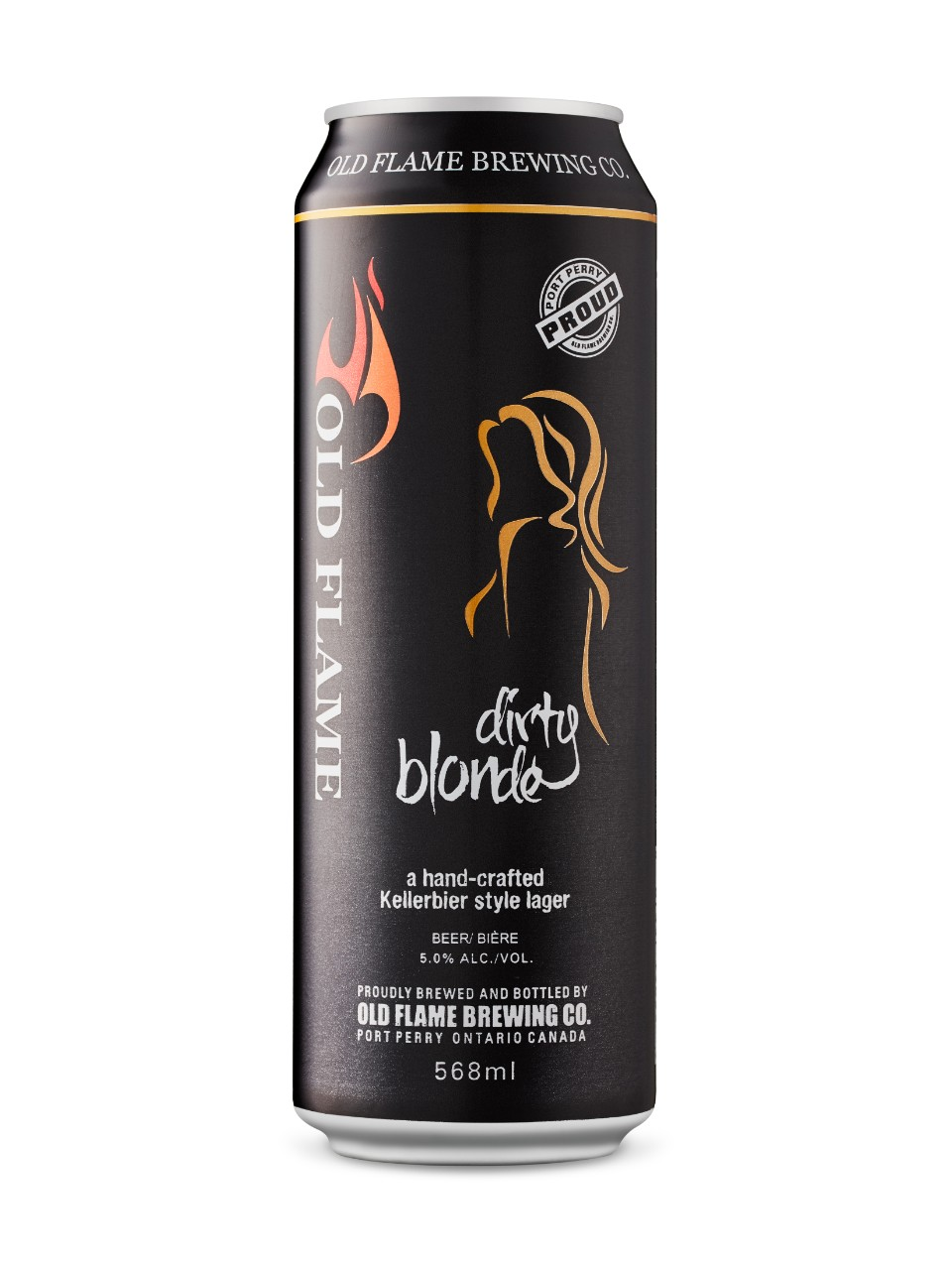 Image for Old Flame Dirty Blonde from LCBO