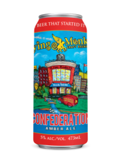 Flying Monkeys Confederation Amber