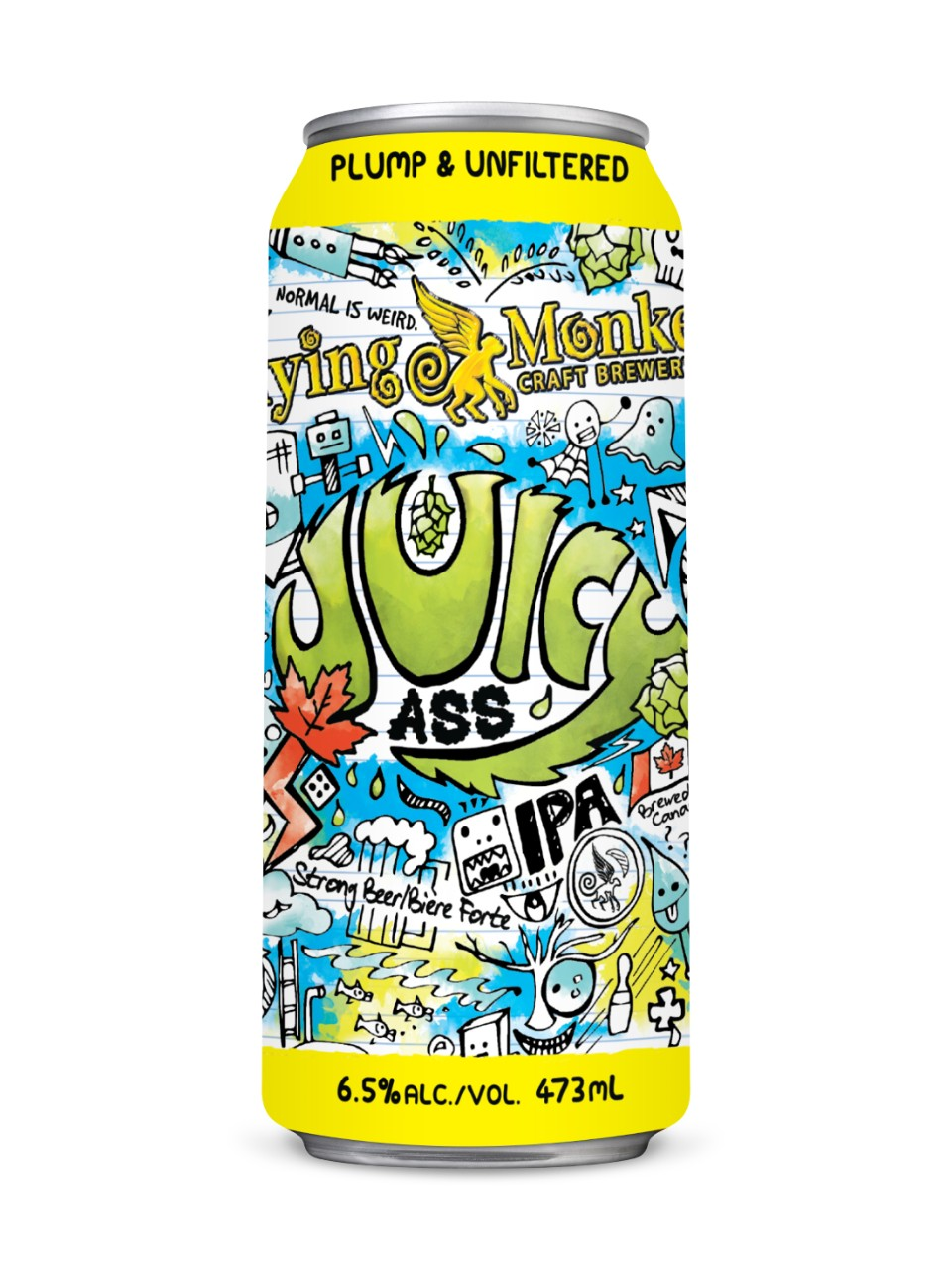 Image for Flying Monkeys Juicy Ass from LCBO
