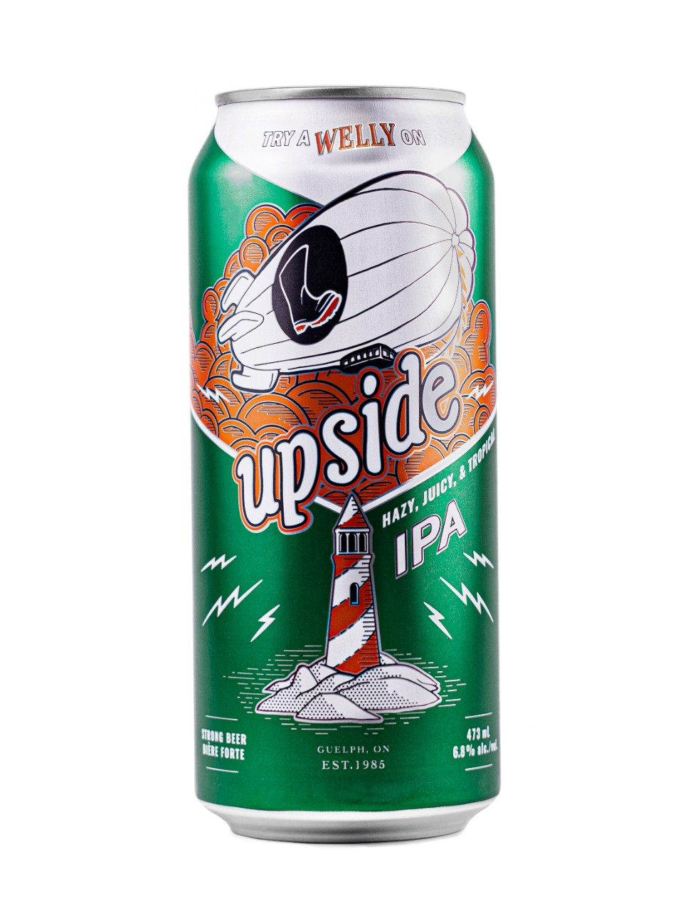 Image for Wellington Upside IPA from LCBO