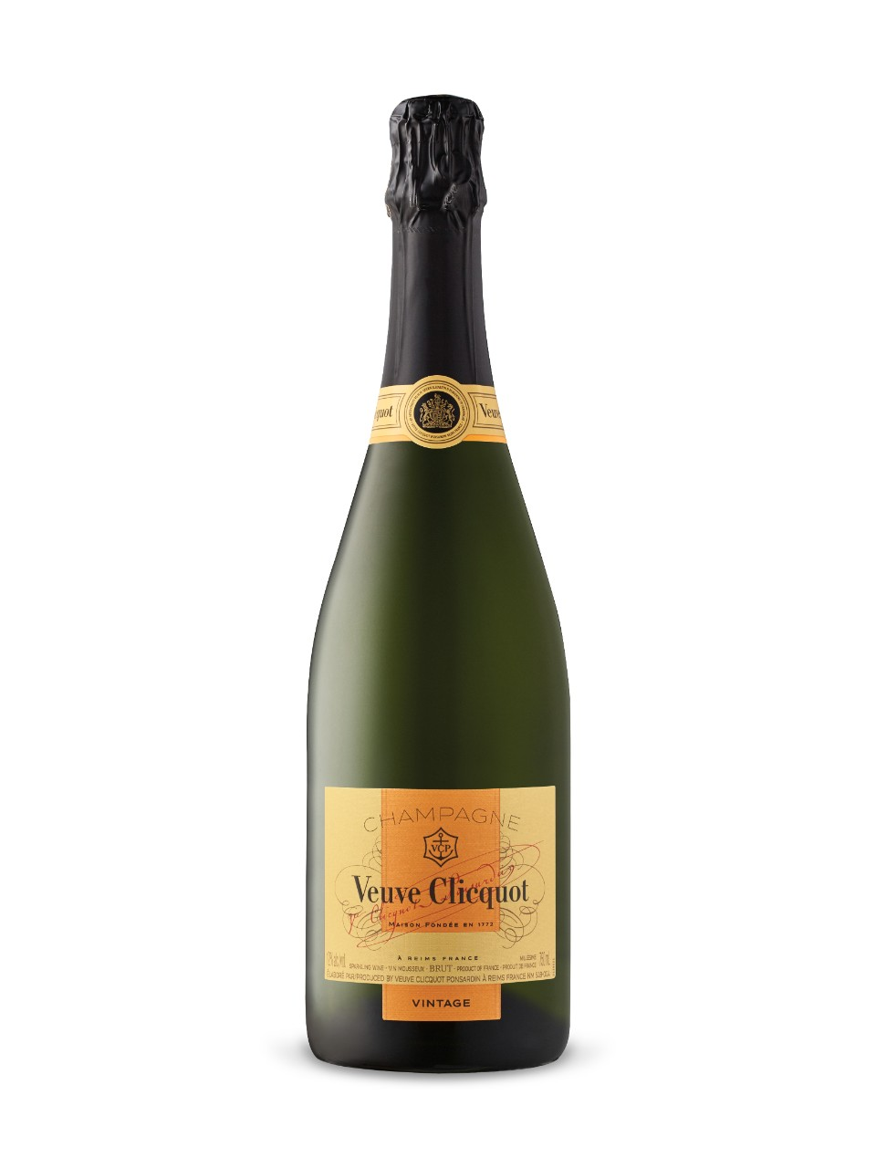 Image for Veuve Clicquot Ponsardin Brut Vintage Champagne from LCBO
