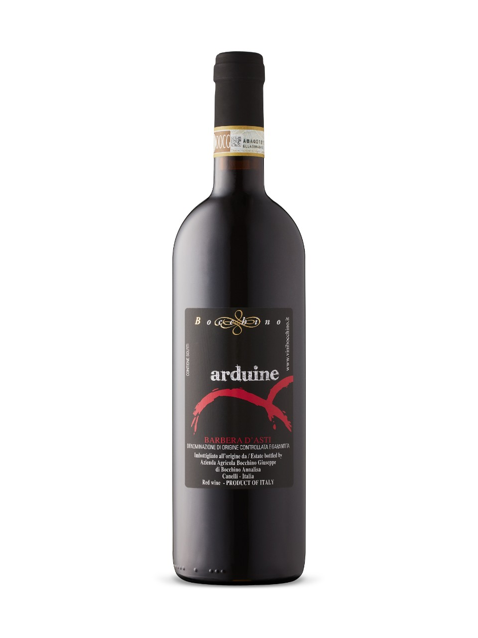 Image for Barbera D'Asti Arduine DOCG 2016 from LCBO