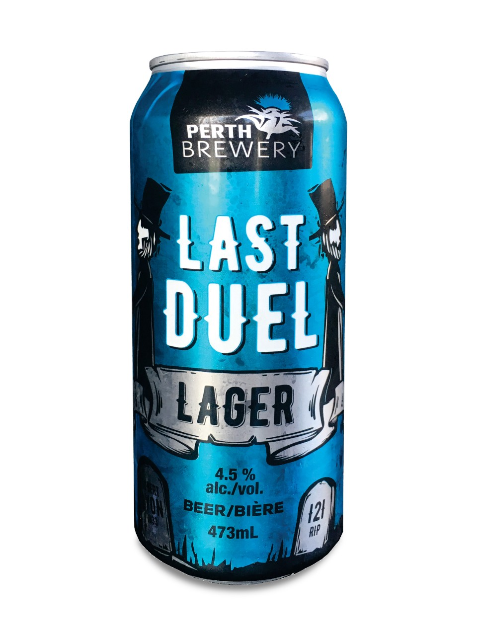 Perth Brewery Last Duel Lager