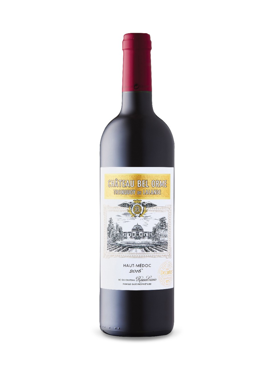 Château Bel Orme Tronquoy-De-Lalande 2016 from LCBO