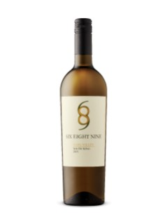 Six Eight Nine White Wine 2015