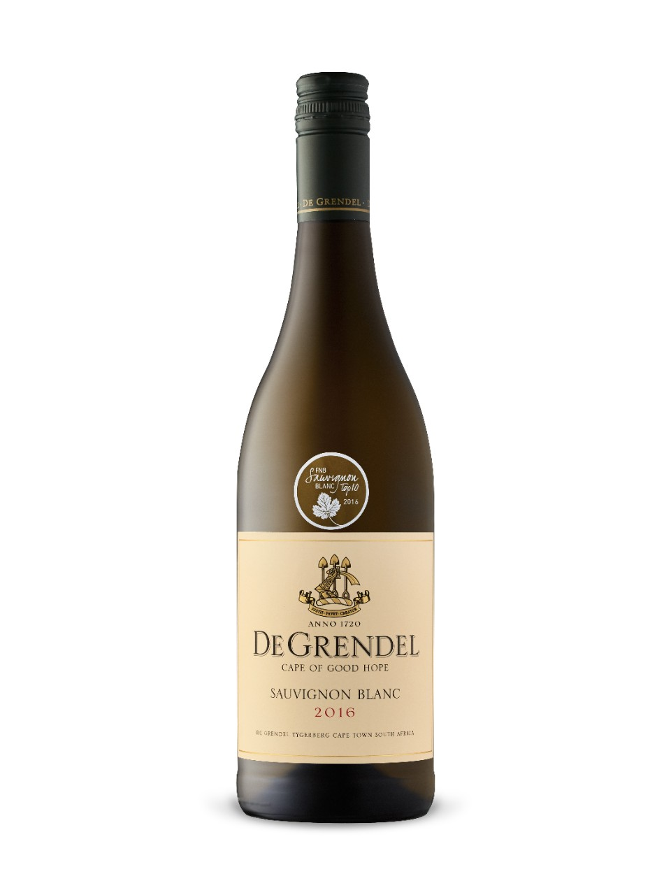 Image for De Grendel Sauvignon Blanc 2016 from LCBO
