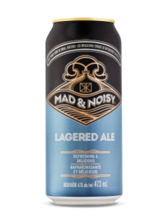 Creemore Springs Mad & Noisy Lagered Ale