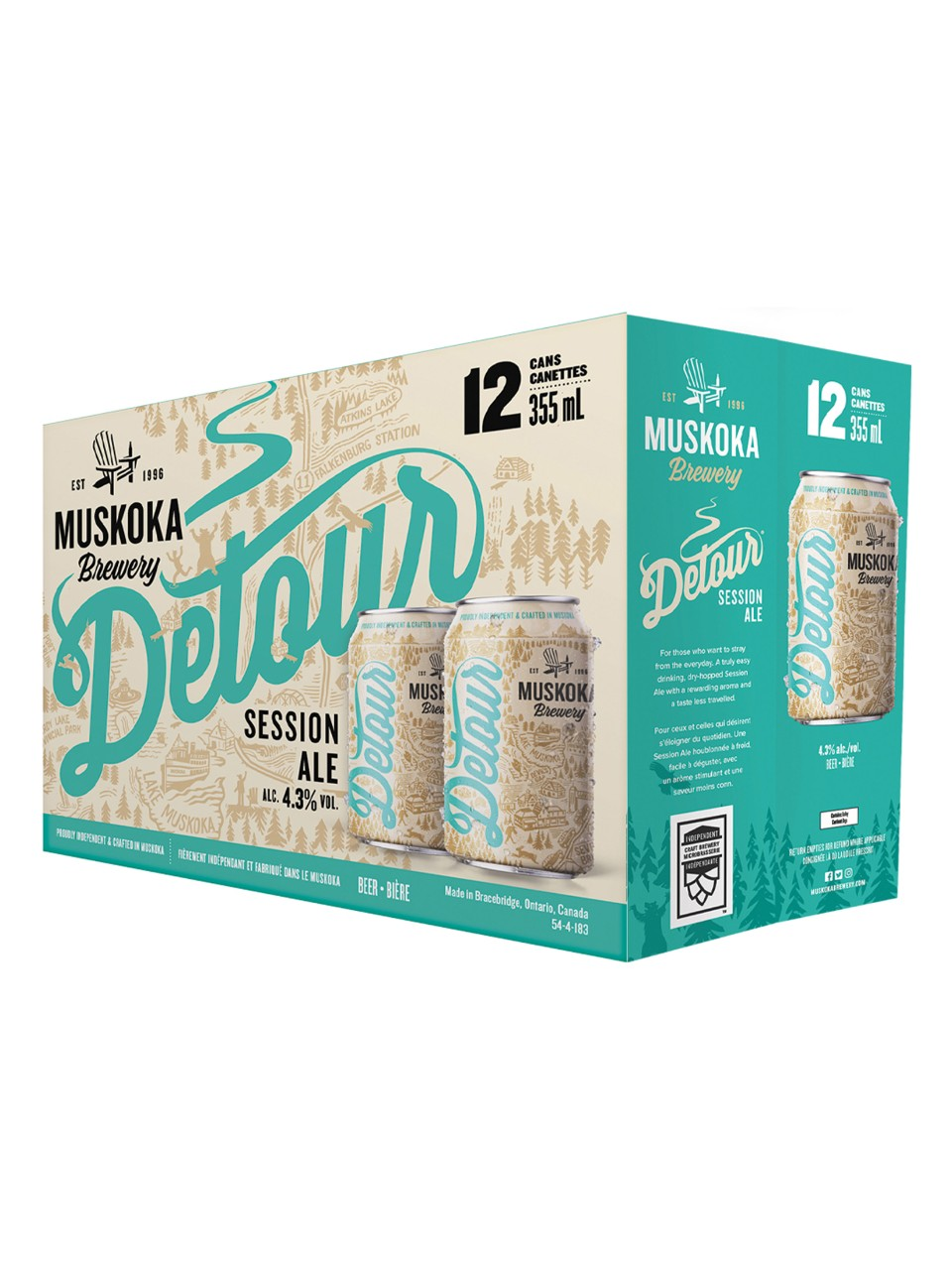 Image for Muskoka Detour from LCBO
