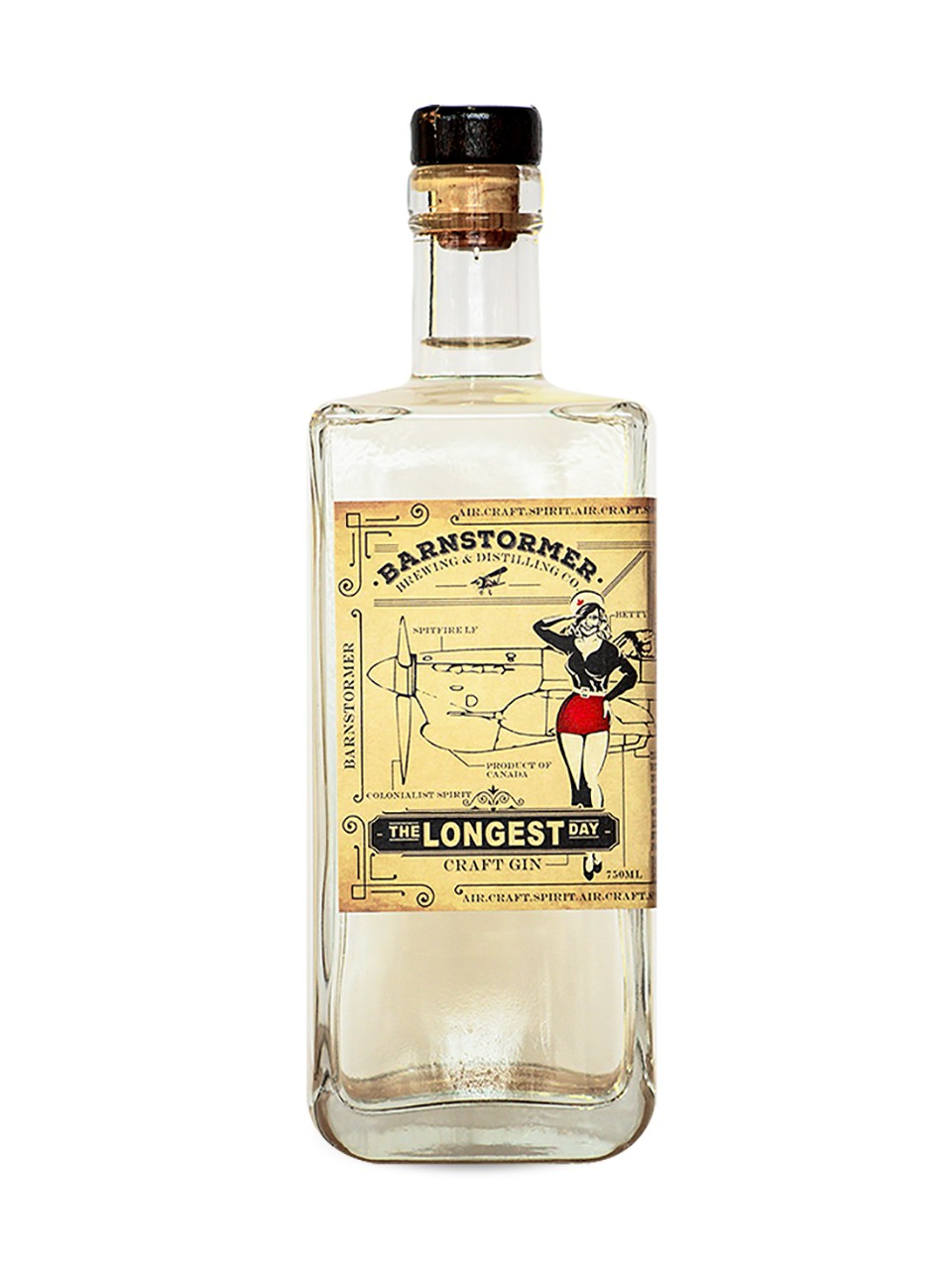 Image for The Longest Day Craft Gin from LCBO