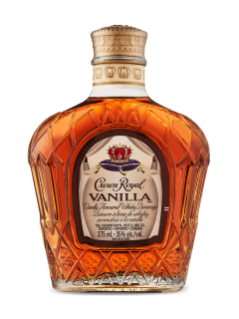 Whisky canadien Crown Royal Vanille
