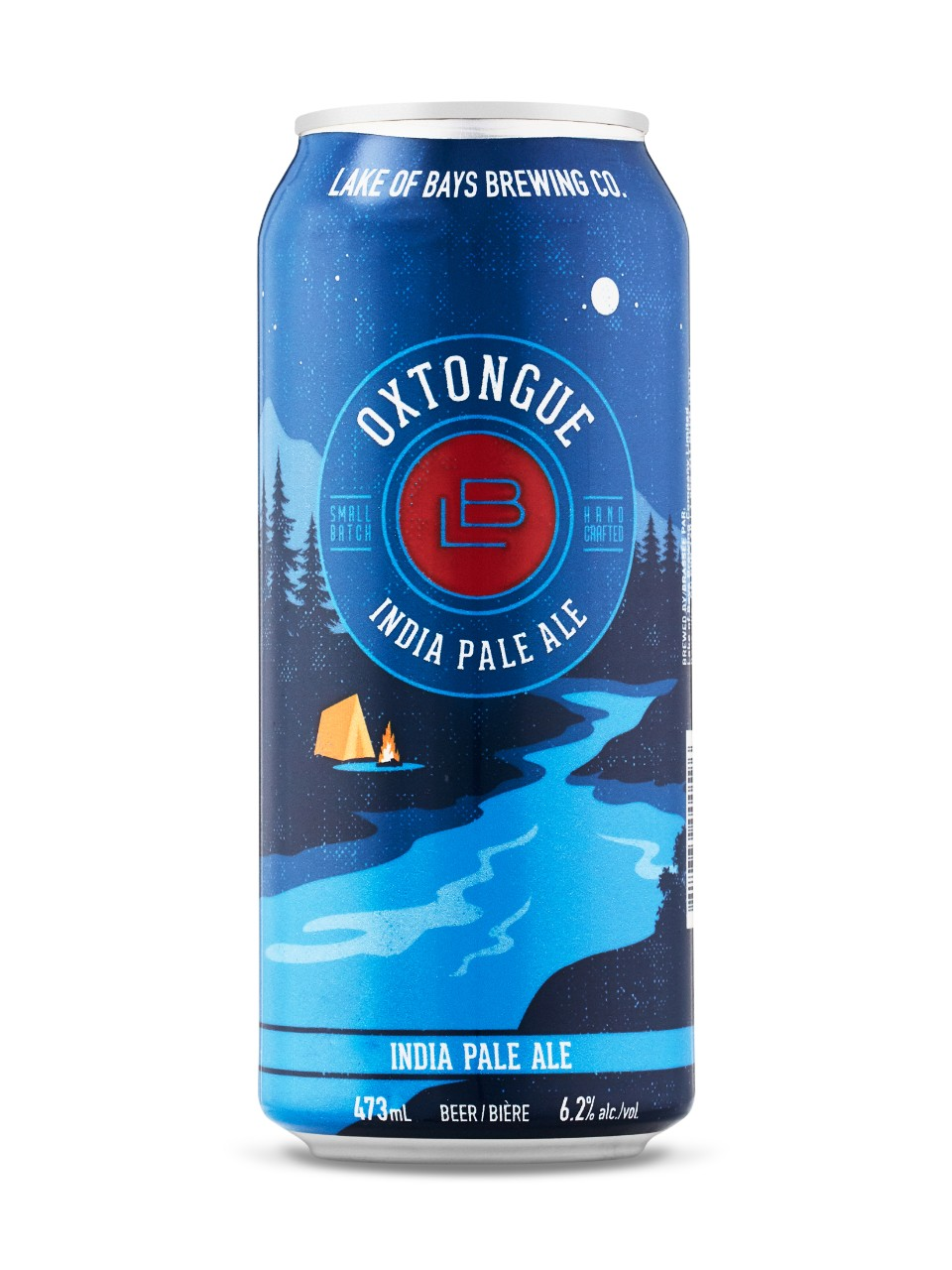 Image for Lake Of Bays Oxtongue from LCBO