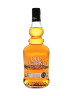 Old Pulteney 12 Years Old Highland Single Malt Scotch