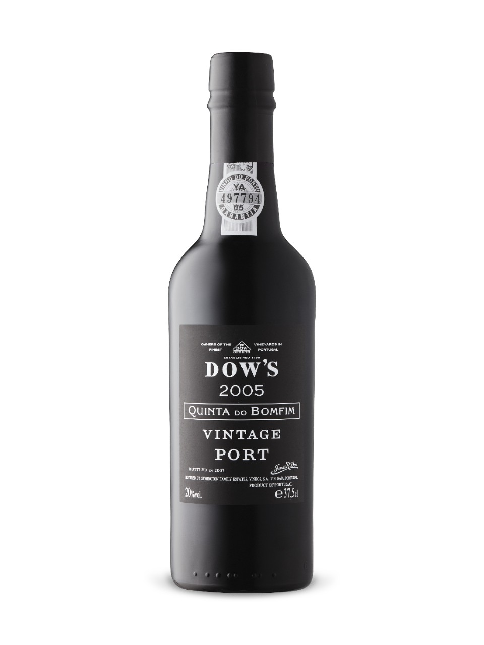 Image for Dow's Quinta do Bomfim Vintage Port 2005 from LCBO