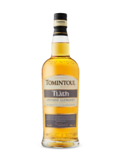 Whisky écossais Single malt Tomintoul Tlath