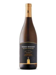 Chardonnay Élevé en fût de bourbon Private Selection Robert Mondavi