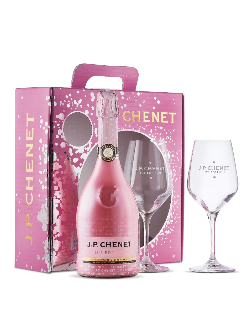 Image for J.P. Chenet Pink Ice Mousseux from LCBO