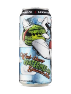 Barnstormer Wind-Shear Watermelon Summer Ale 2.0