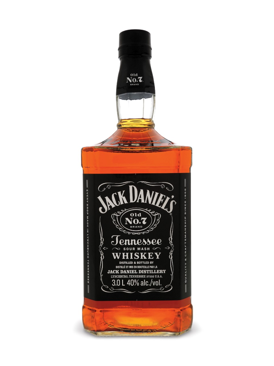 Jack Daniel's Tennessee Whiskey from LCBO