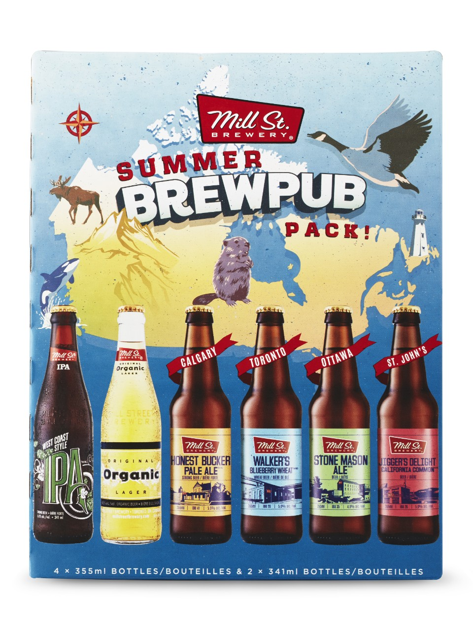 Mill Street Summer Sampler