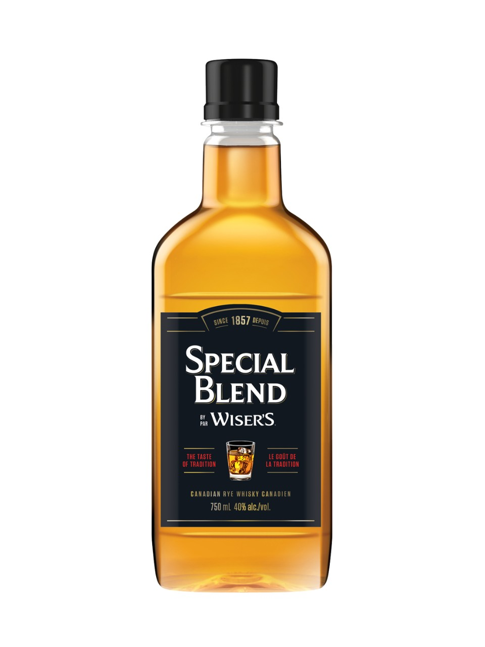 Whisky canadien Wiser's Special Blend