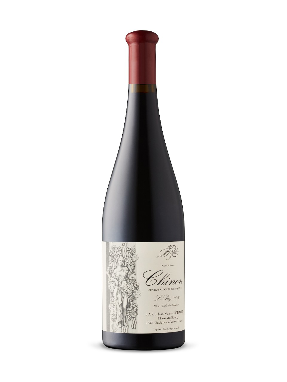 Image for JM Raffault Chinon Rouge Le Puy 2016 from LCBO